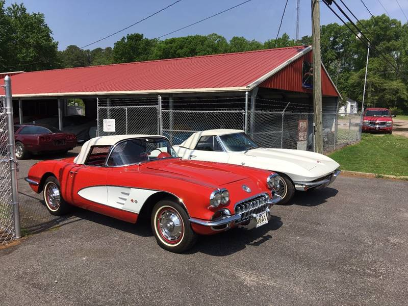 1960 Chevrolet Corvette for sale at F & A Corvette in Colonial Beach VA