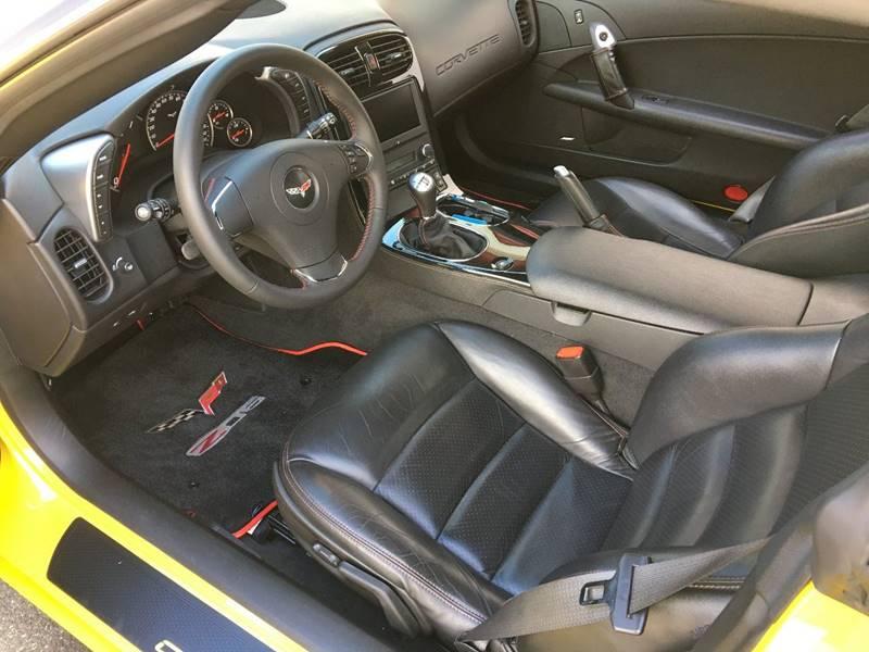 2007 Chevrolet Corvette Z06 2dr Coupe - Colonial Beach VA