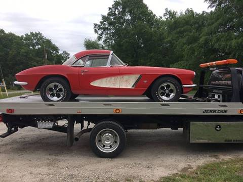 1962 Chevrolet Corvette for sale at F & A Corvette in Colonial Beach VA