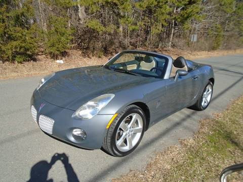 2008 Pontiac Solstice for sale in Matthews, NC