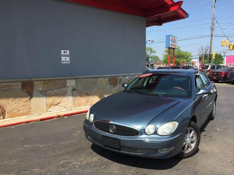 2006 Buick LaCrosse for sale at Drive Max Auto Sales in Warren MI