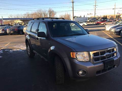2008 Ford Escape for sale at Drive Max Auto Sales in Warren MI