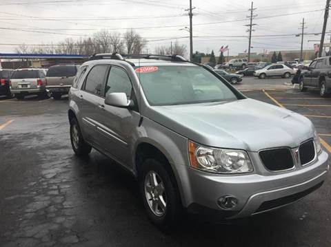 2006 Pontiac Torrent for sale at Drive Max Auto Sales in Warren MI