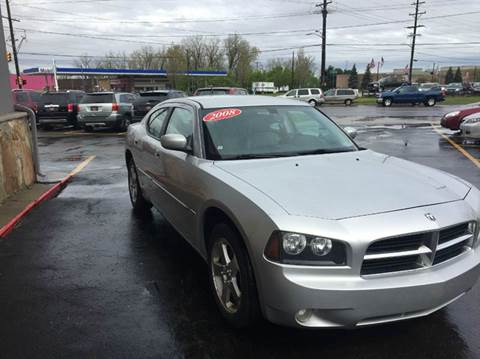 2008 Dodge Charger for sale at Drive Max Auto Sales in Warren MI