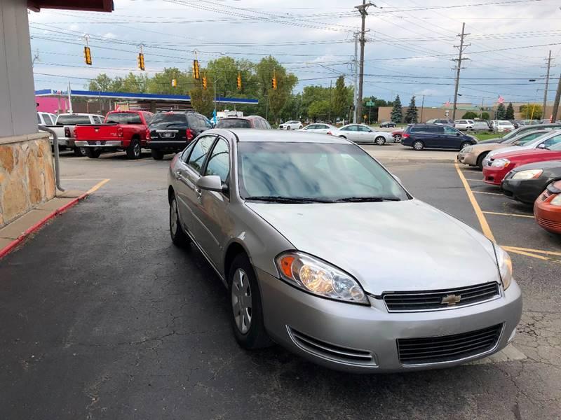 2008 Chevrolet Impala For Sale At Drive Max Sales U0026 Repairs In Warren MI