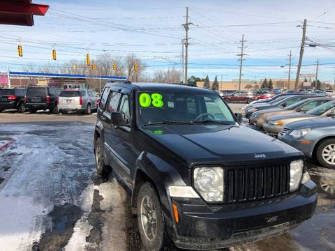 2008 Jeep Liberty for sale in Warren, MI