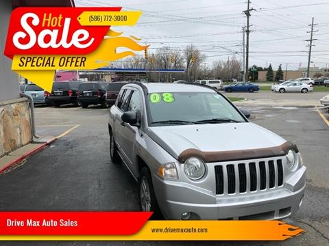 2008 Jeep Compass for sale in Warren, MI
