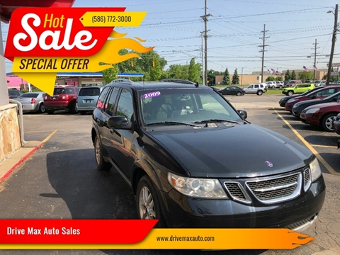 2009 Saab 9-7X for sale in Warren, MI