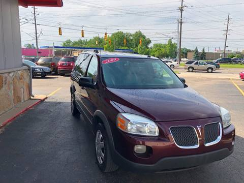 2009 Pontiac Montana for sale in Warren, MI