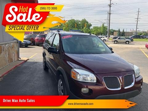 2009 Pontiac Montana for sale in Warren, MI