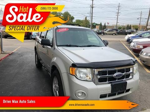 2008 Ford Escape for sale in Warren, MI
