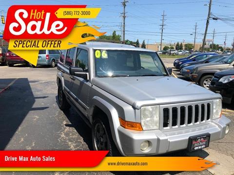2006 Jeep Commander for sale in Warren, MI