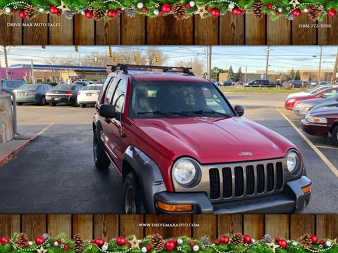 2003 Jeep Liberty for sale in Warren, MI