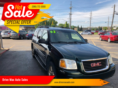 2002 GMC Envoy XL for sale at Drive Max Auto Sales in Warren MI
