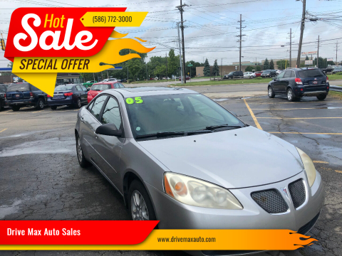 2005 Pontiac G6 for sale at Drive Max Auto Sales in Warren MI