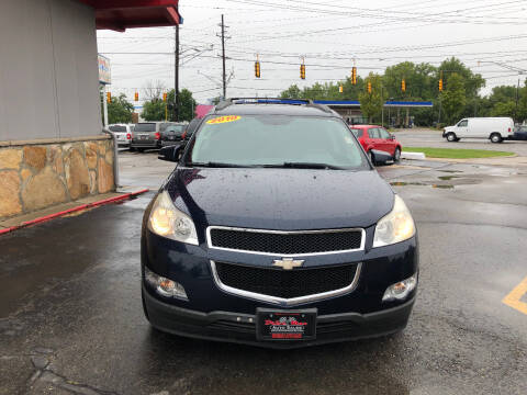 2010 Chevrolet Traverse for sale at Drive Max Auto Sales in Warren MI