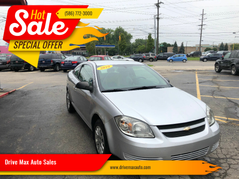 2010 Chevrolet Cobalt for sale at Drive Max Auto Sales in Warren MI