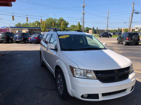 2010 Dodge Journey for sale at Drive Max Auto Sales in Warren MI