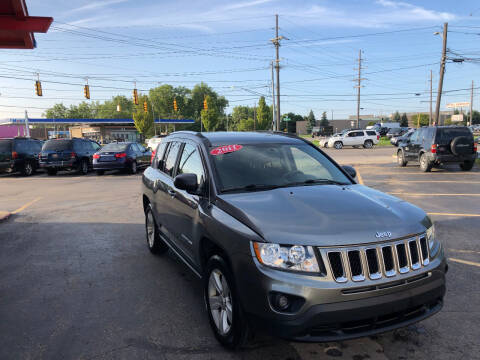 2011 Jeep Compass for sale at Drive Max Auto Sales in Warren MI