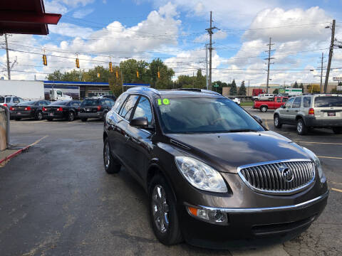 2010 Buick Enclave for sale at Drive Max Auto Sales in Warren MI