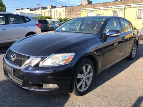 2008 Lexus GS 350 for sale at CHAMPION AUTO SALES OF JERSEY CITY in Jersey City NJ