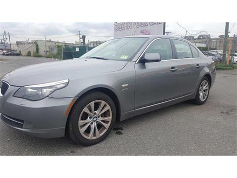 2009 BMW 5 Series For Sale In Jersey City NJ
