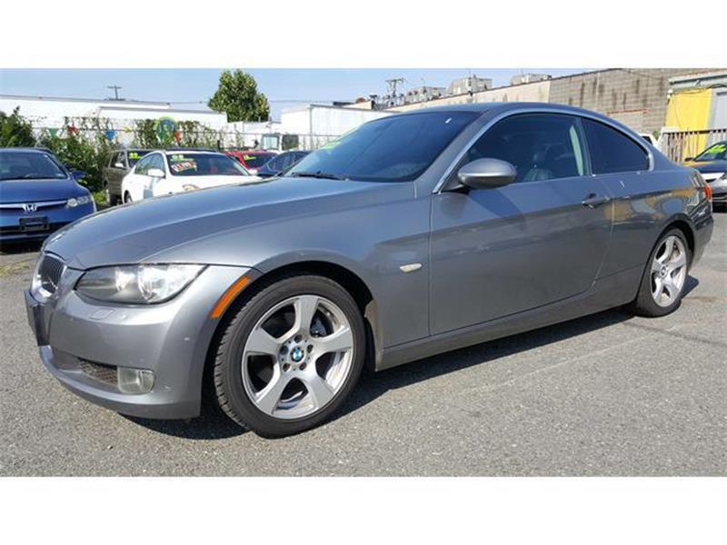 Bmw Series AWD Xi Dr Coupe In Jersey City NJ Hudson - 2007 bmw 3 series 328xi coupe