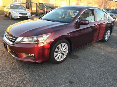 Honda accord for sale in jersey city nj for Hudson honda jersey city