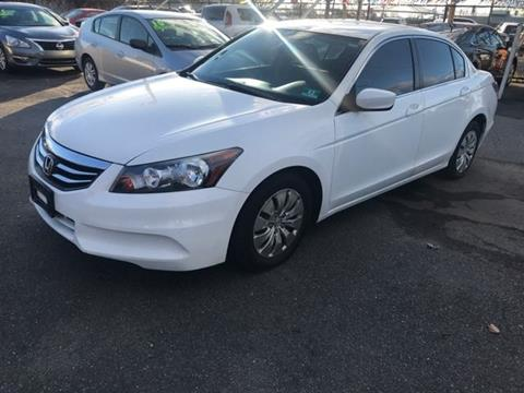 2011 Honda Accord for sale in Jersey City, NJ