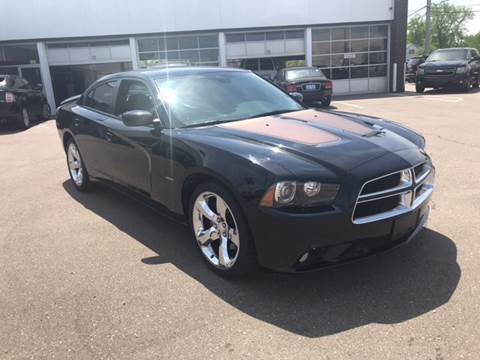 2012 Dodge Charger for sale at Summit Palace Auto in Waterford MI