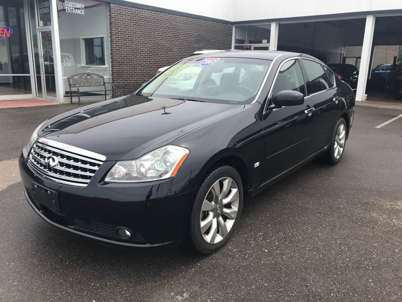 2007 Infiniti M35 Detroit Used Car for Sale