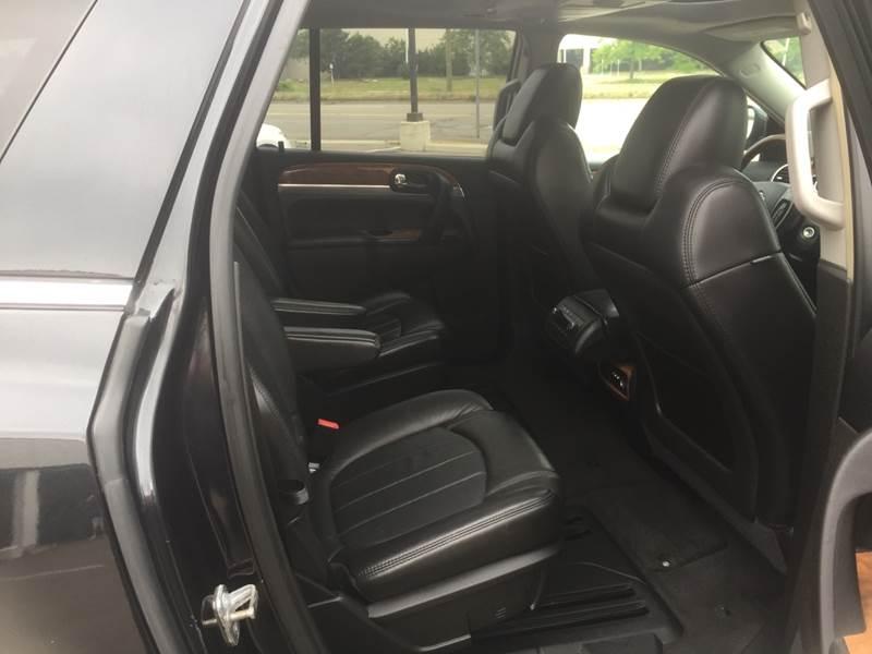 2009 Buick Enclave Detroit Used Car for Sale