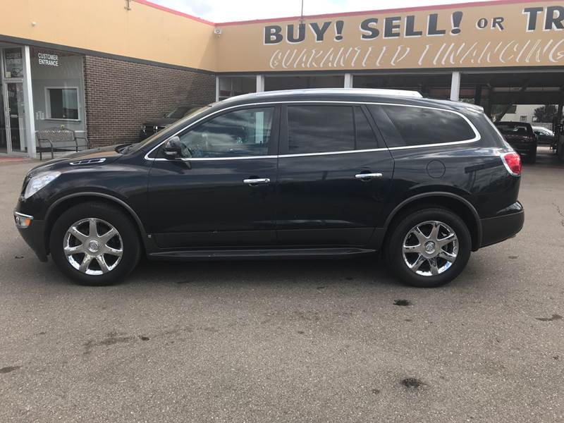 2009 Buick Enclave Detroit Used Car for Sale
