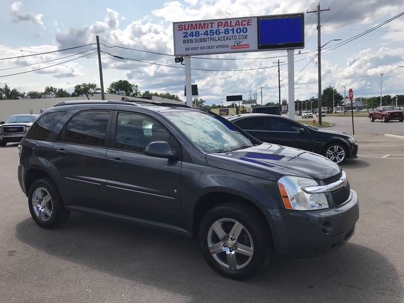 2009 Chevrolet Equinox car for sale in Detroit