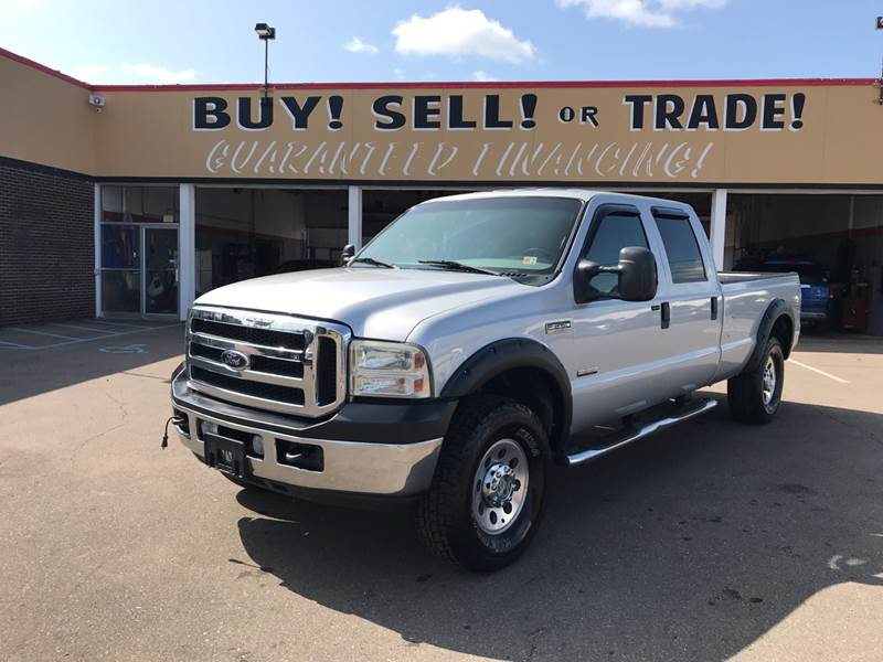 2007 Ford F-250 Super Duty Detroit Used Car for Sale