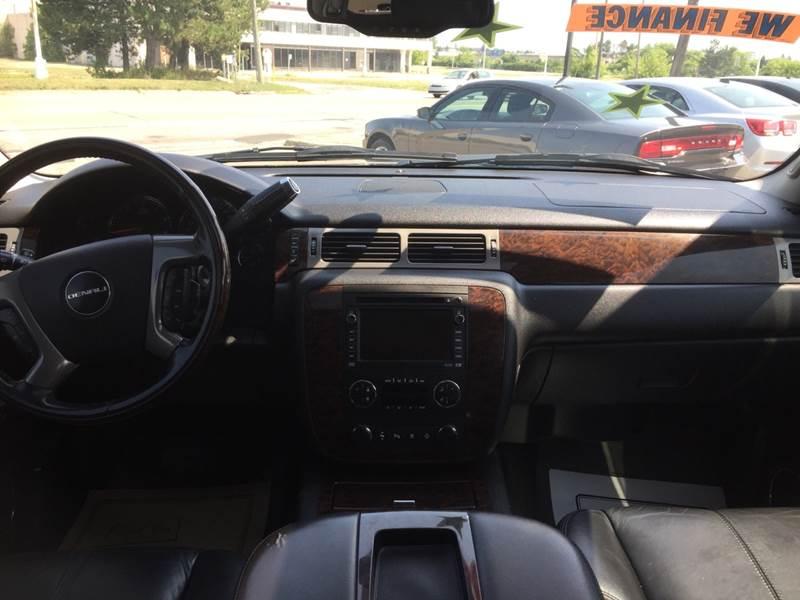 2008 Gmc Yukon Detroit Used Car for Sale