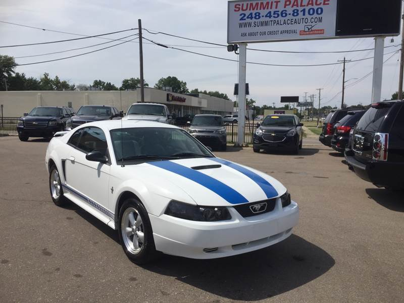 2002 Ford Mustang car for sale in Detroit