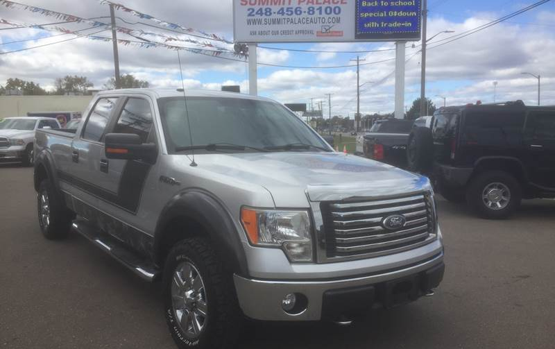2010 Ford F-150 car for sale in Detroit