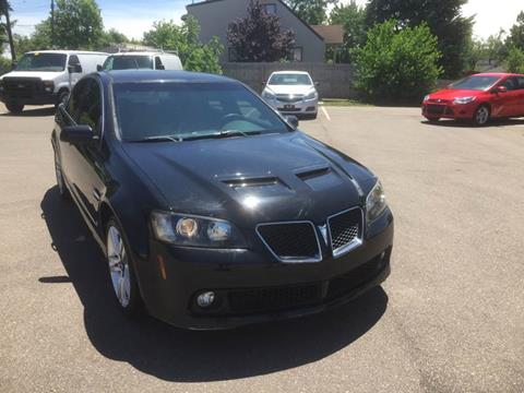 2008 Pontiac G8 for sale in Waterford, MI
