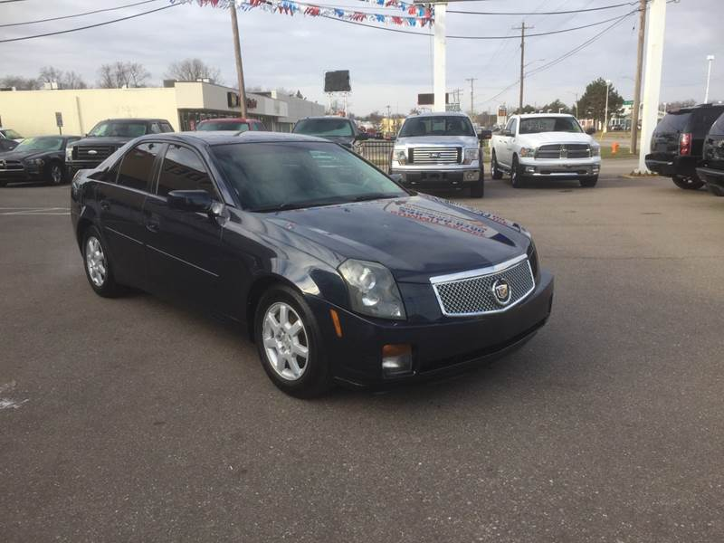 2005 Cadillac Cts car for sale in Detroit