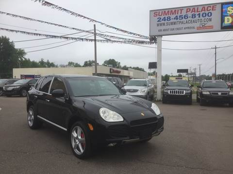 2006 Porsche Cayenne for sale in Waterford, MI