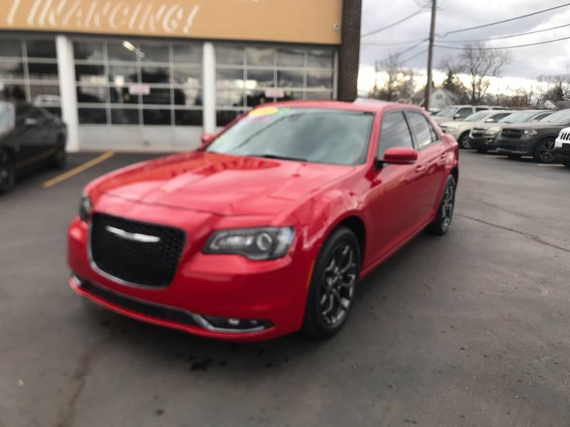 2015 Chrysler 300 Detroit Used Car for Sale