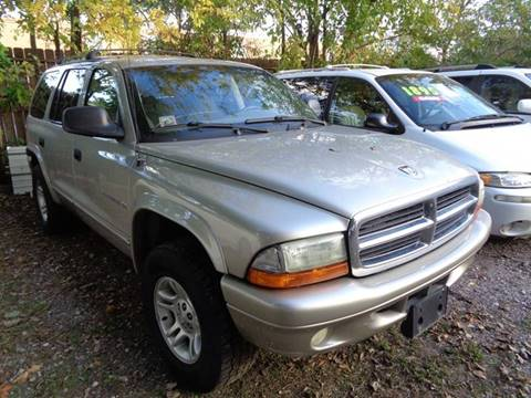 2001 Dodge Durango for sale in Houston, TX