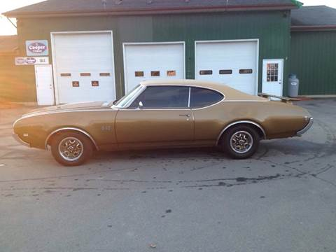 1969 Oldsmobile 442 for sale in Newport, VT