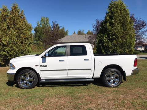 2014 RAM Ram Pickup 1500 for sale in Newport, VT