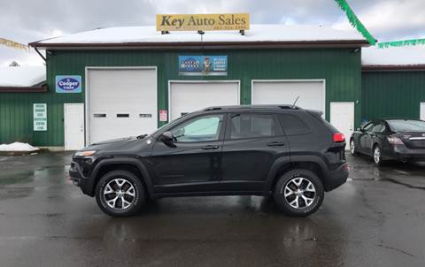 Jeep Cherokee For Sale in Newport, VT - Key Auto Sales, Inc