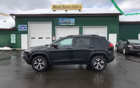Jeep Cherokee For Sale in Newport, VT - Key Auto Sales, Inc
