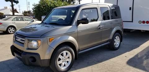 2007 Honda Element for sale in Covina, CA