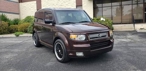 2007 Honda Element for sale in Covina, CA