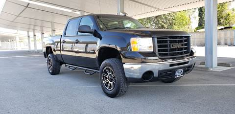 2007 GMC Sierra 2500HD for sale in Covina, CA
